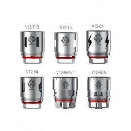 Résistances TFV12 Q4 - Smoktech