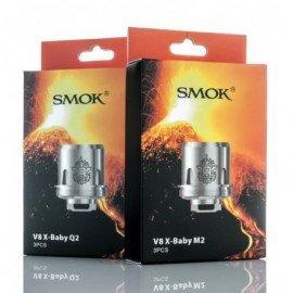Résistances TFV8 X Baby V8-Q2 - Smoktech