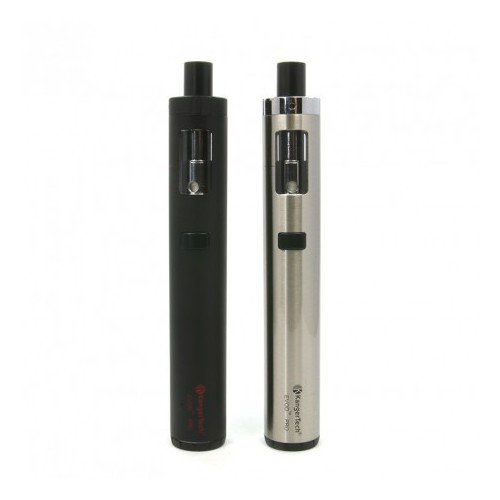 how to put battery on evod pro