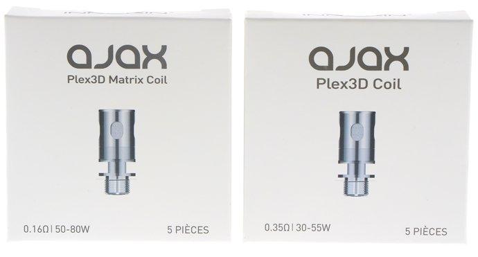 Résistances Ajax Plex 3D  -Matrix