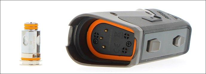 aegis boost batterie