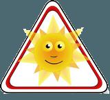 Protéger les bases PG / VG de la lumière et du soleil