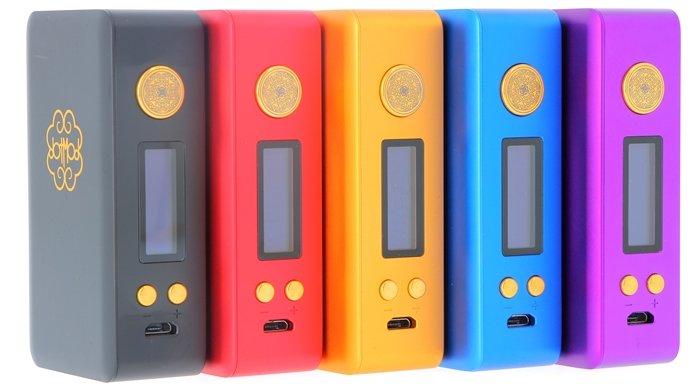 dotbox 75w coloris