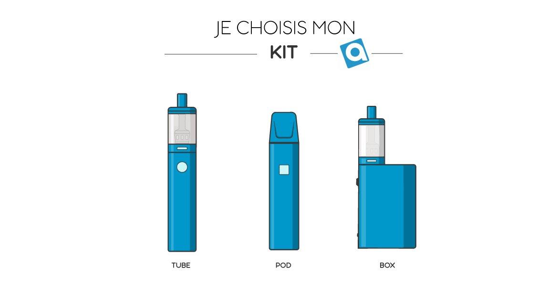 kit cigarette electronique